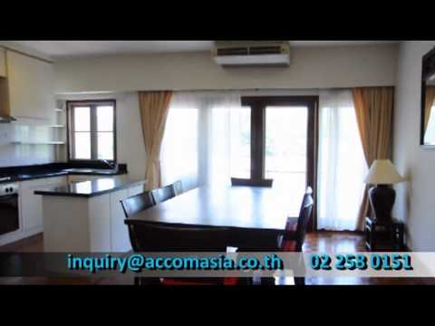 APARTMENT FOR RENT IN RUAMRUDEE- BANGKOK / PLOENCHIT BTS