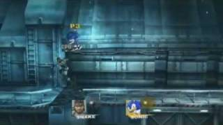 Sonic Adventure Brawl: Episode 4