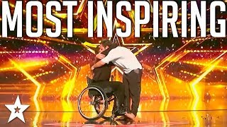 Download Lagu Most Inspiring GOLDEN BUZZER Auditions | Got Talent Global Gratis STAFABAND