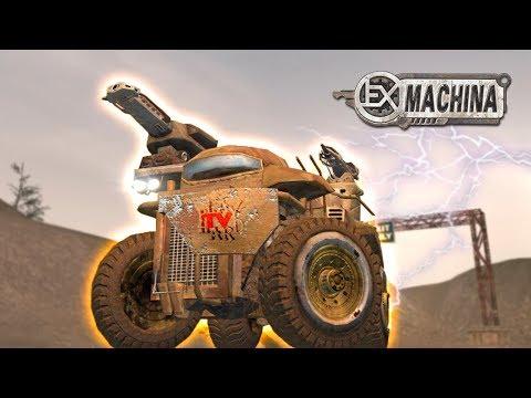ИГРАЕМ ПО-ВЗРОСЛОМУ! • Ex Machina #14