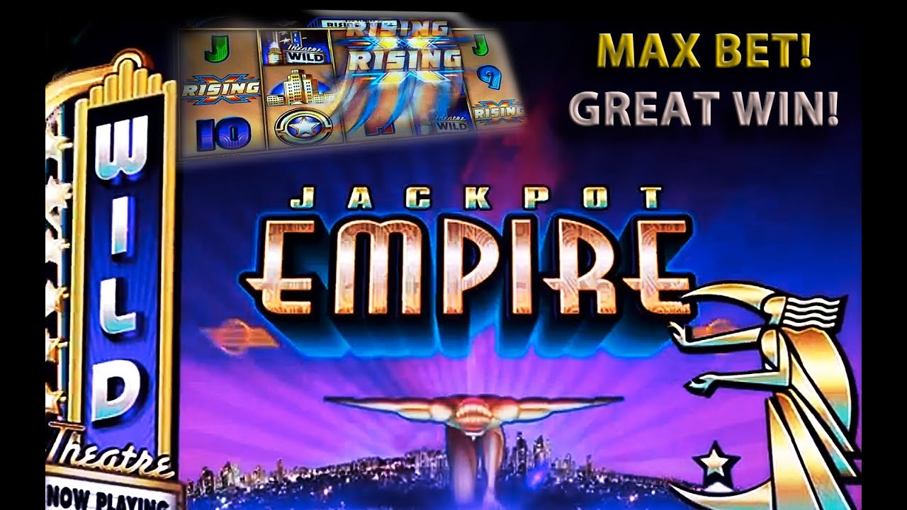 Jackpot empire slot machine