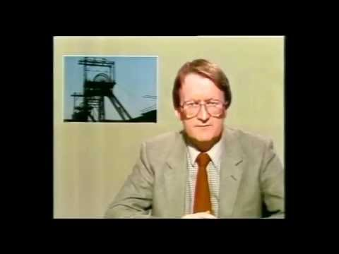 BBC1 Continuity Junction into the 9 O'clock News - Friday 23 March 1984
