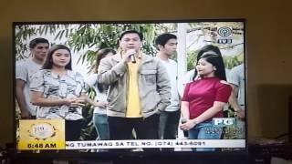 Mr. and Ms. Kapangan 2017 Tv Guesting