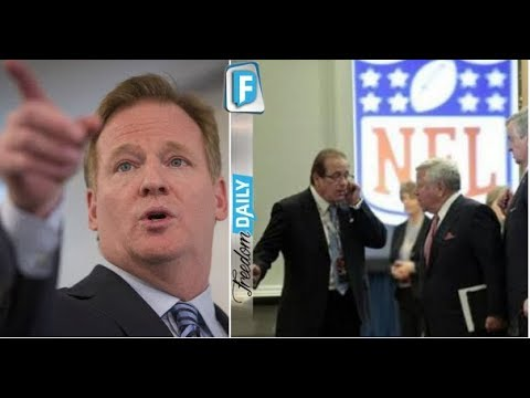 NFL EXECS IN FULL PANIC MODE TO SAVE LEAGUE LOOK WHAT THEY'RE DOING NOW TO PREVENT TOTAL COLLAPSE!