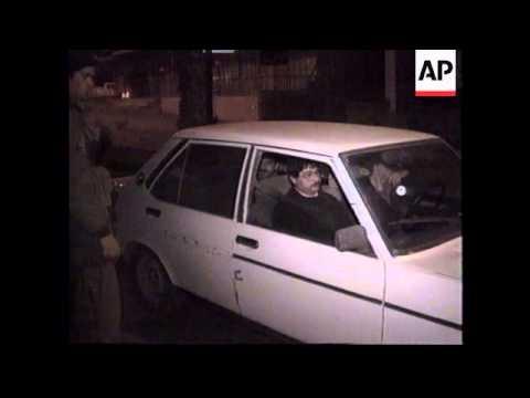 ISRAEL: ISRAELI TROOPS CONTINUE CRACKDOWN AGAINST TERRORISTS