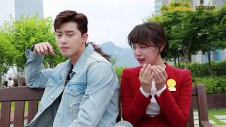Fight For My Way BTS with Kim Ji Won & Park Seo Joon ????????
