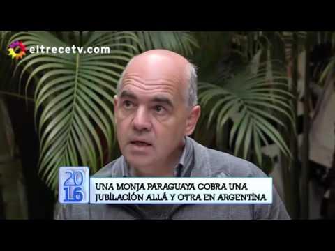 lanata denuncio que miles de paraguayos radicados en su pais reciben pensiones de la anses