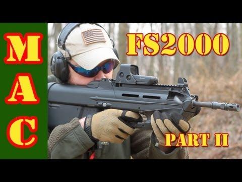 FS2000 - Bullpups Part II