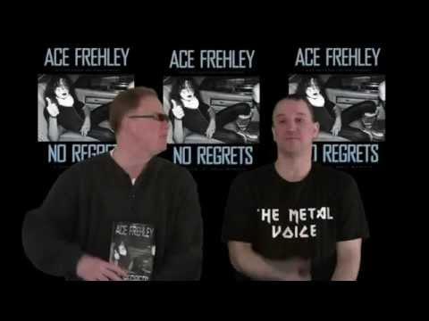 Tony Iommi Iron Man-Ace Frehley No Regret-Arch/Matheos Sympathetic Resonance review s