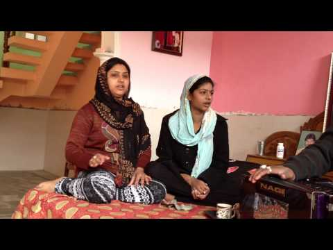 Jyoti Noora & Sultana Noora Jado Nam Tero Aarti Pukarde video