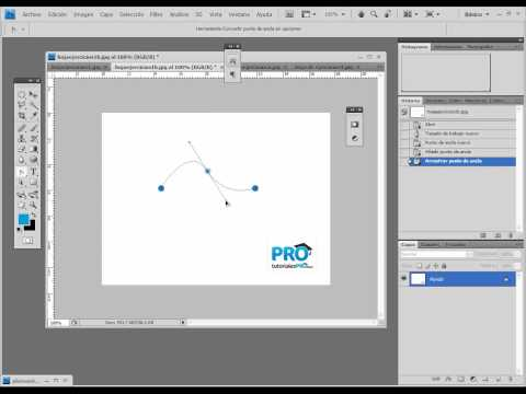 03 - Curso de Photoshop - Herramienta Pluma - Parte 1