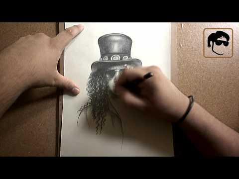 Dibujando a Slash