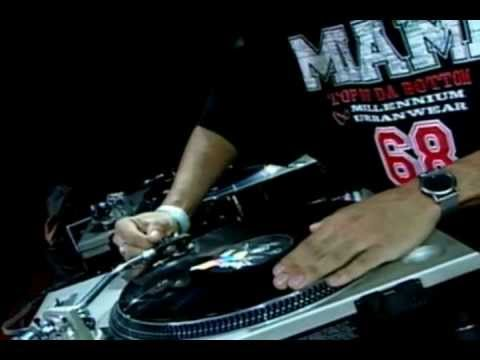 DJ Craze (USA) - DMC World Champion 1999 -- Winning Set