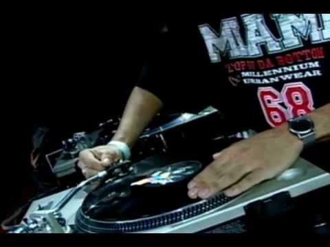 DJ Craze (USA) - DMC World Champion 1999 -- Winning Set