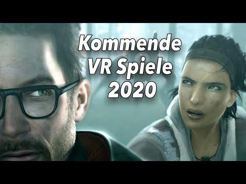 Kommende VR Spiele 2020 - Darauf können wir uns freuen!
