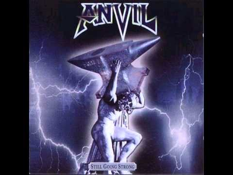 Anvil - Race Against Time