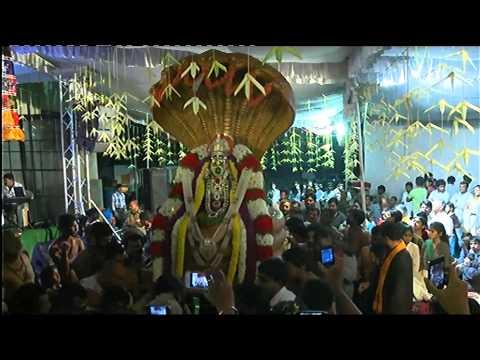 Ayyappa Pooja Jntu Night video