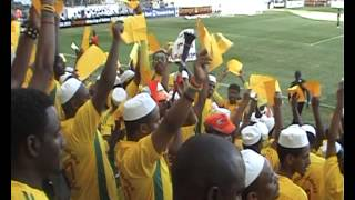 Ethiopian Muslims at  south Africa cup 2013