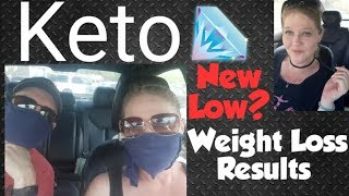 Keto, New Low? Weight Loss Results, Keto Meals and Daily Vlog 985