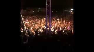 Bisa Kdei thrills thousands with performance in Techiman