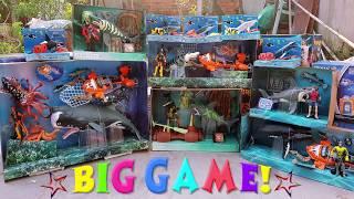 Trò Chơi Big Game Quà Tặng ❤ ChiChi ToysReview TV ❤ Đồ Chơi Trẻ Em Cá Voi Cá Mập