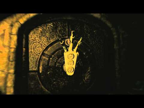SKYRIM] Puzzle Guide - Reach Water Rock & The Two Symbol Doors | How ...