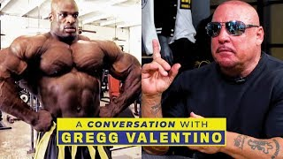 PART 4: Gregg Valentino & Vlad Yudin Debate - Did Ronnie Coleman Train Too Hard? | Convo With Gregg