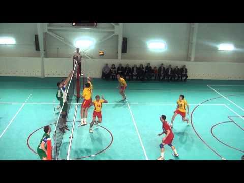 Чемпионат России - первенство ПриВА по волейболу