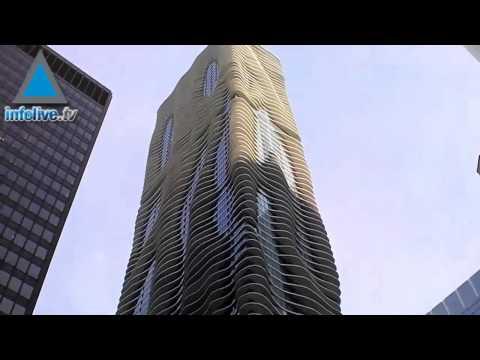 Dos edificios de tel aviv nominados para un premio en EEUU