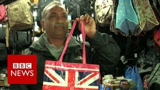 Brexit: The immigrants who voted Leave - BBC News