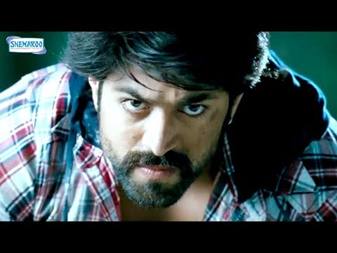 Gajakesari Kannada Movie - Yash In  Action Super Scene video