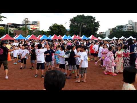 20140727 台北日僑學校 夏祭 安可