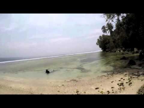 Lagoon Life - Banana Island, Sumatra