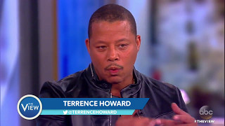 Terrence Howard on