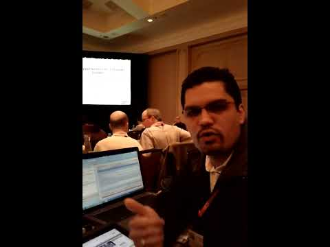 IPv6 Summit 2011 USA - 6Watch and VPNv6 de Microsft