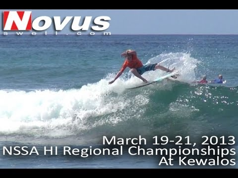 NSSA Hawaii Regional Championships at Kewalos (03-19,20,  21-2013)