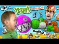 Dad & Chase play YOSHI'S WOOLY WORLD #3: No Pokemon Animals c...