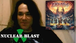 EXODUS - Blood In, Blood Out: PART 3 - Making of Album