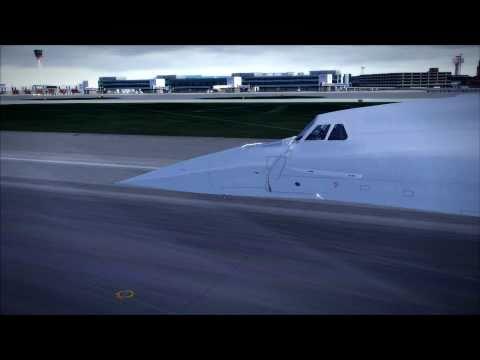 FSX - Concorde-X