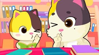 """""""No No"""" Library Manners Song 
