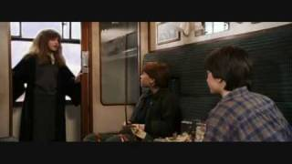 Harry Potter  y Ron Weasley conocen a Hermione Granger .wmv
