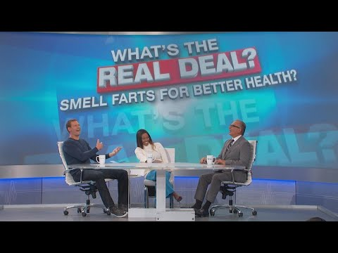 Smell Farts and Improve Your Health?