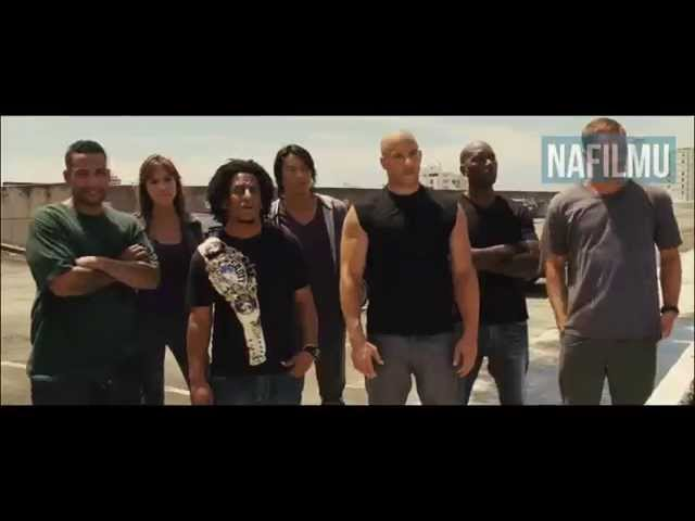 Cesta k Rychle a zběsile 7 (2015) CZ HD | Fast & Furious 7 - Road Story Trailer
