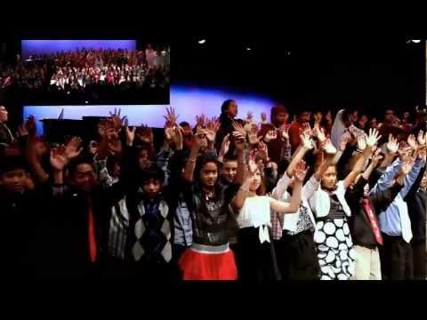 St Clement School Christmas Presentation - Ending