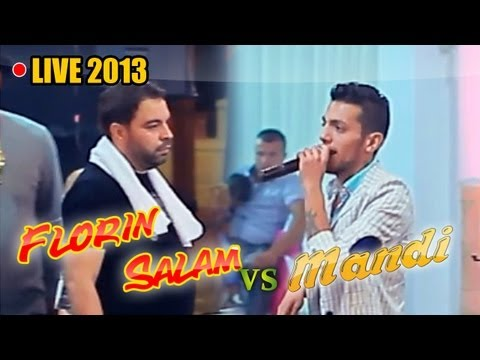 Florin Salam si Mandy (Albania) 2013 - Number  #1 Voice in Romania 2014