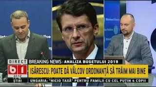 DOSAR DE POLITICIAN. ISARESCU: POATE DA VILCOV O ORDONANTA SA TRAIM MAI BINE. 11 FEB 2019.P2/2