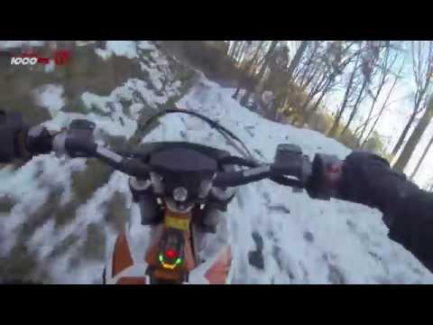 2015 | KTM Freeride E - Action, Onboard auf der Hausrunde -  Fazit