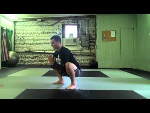 BJJ Workouts- Warming up for BJJ Image 1