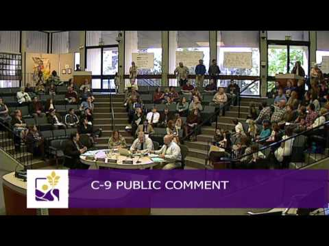 Board of Education Meeting April 27,2016