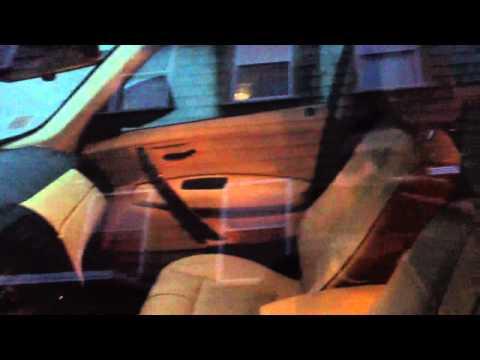 BMW x3 Window Tint Job